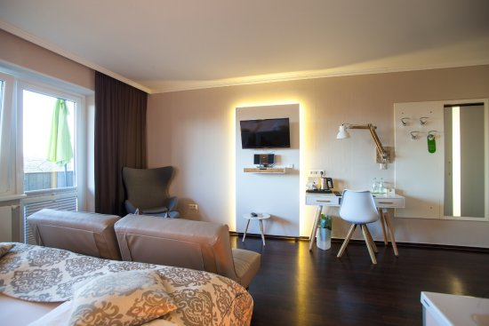 Retro design hotel langeoog duitsland foto 39 s reviews for Designhotel langeoog