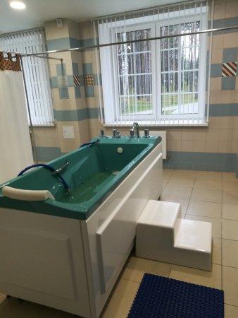 Плиса, Беларусь: гидромассажная ванна