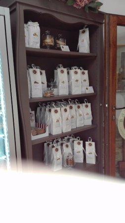 Magliano Sabina, Italië: biscotti senza lattosio