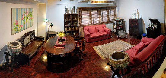 Cafe ice Residences: quaint common sitting room