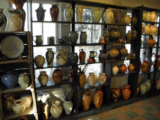 Seagrove, Karolina Północna: Turn & Burn Pottery.....