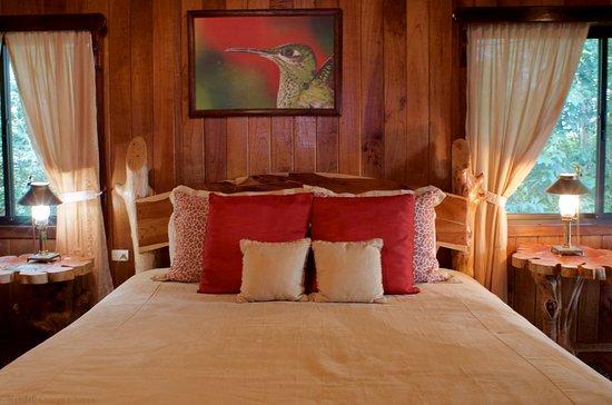 Turrialba, Costa Rica: Comfortable rooms at Rancho Naturalista