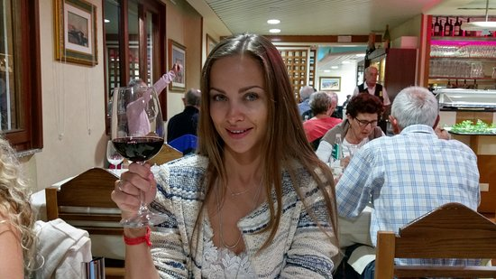 Solanas, İtalya: sardegnian wine