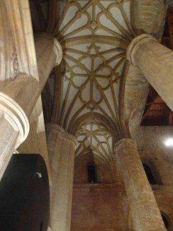 Alcala la Real, Spain: Bóveda de la iglesia