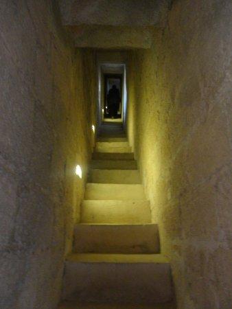 Alcala la Real, Spain: Escalera de la torre