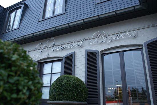 Sint-Martens-Latem, بلجيكا: L' homard bizarre