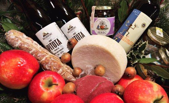 Angolo Terme, Italien: i prodotti tipici