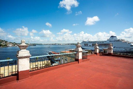 Hotel Santa Isabel: Aussicht von Dachterrasse