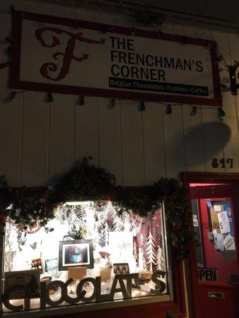 Fredericksburg, VA: store front