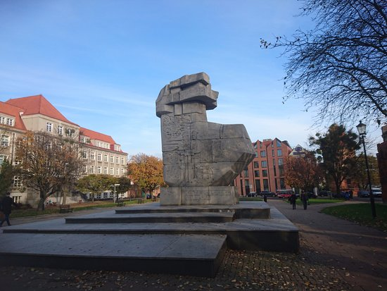 For those for the freedom of Gdansk