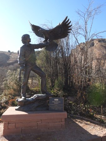 Morrison, CO: John Denver Commemorative Statue