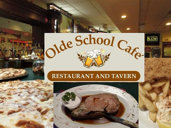 Pembroke, MA: At the Olde School Cafe, we know great food.