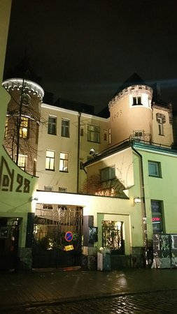 Solo Sokos Hotel Torni: 20171118_183146_large.jpg