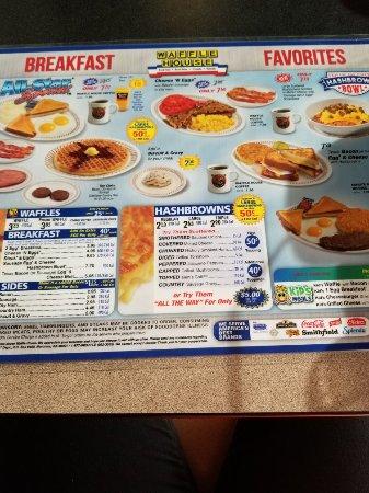 Waffle House Virginia Beach 1521 Lynnhaven Pkwy Menu Prices Restaurant Reviews Tripadvisor