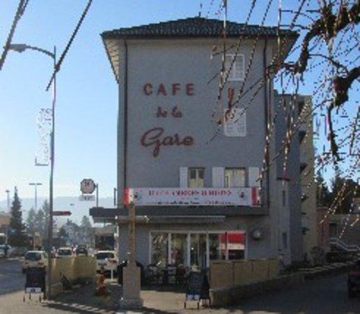 Porrentruy - Petit Café de la Gare