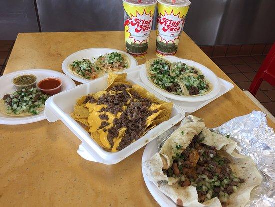 Lynwood, Kaliforniya: 餐點照片