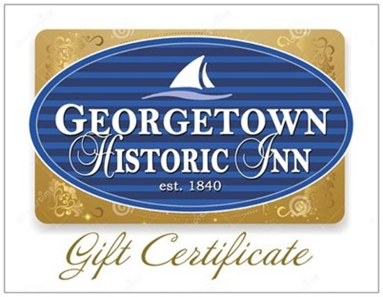 Georgetown, Canadá: Gift Certificates Available for Restaurant & Accommodations