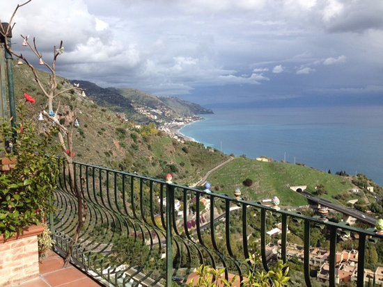 Business Card - Picture of B&B La Terrazza sul Mare, Taormina ...