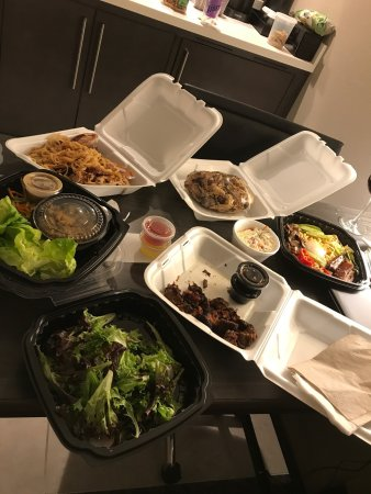 Olathe, KS: The Rub Bar-B-Que & Catering