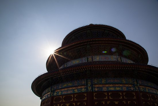 Hall of Prayer for Good Harvest: Temple of Heaven