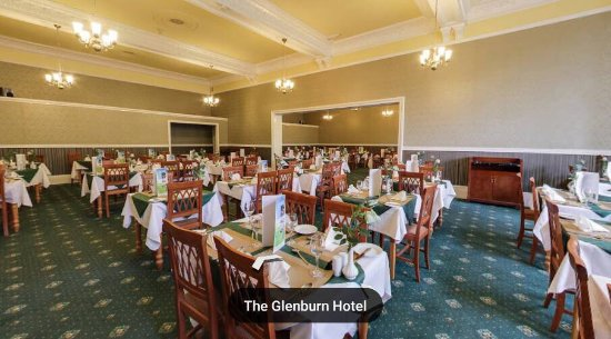 The Glenburn Hotel: Wonderful place!!  Nice hotel,good service!!! Will come again next year!!  Thanks for the gre