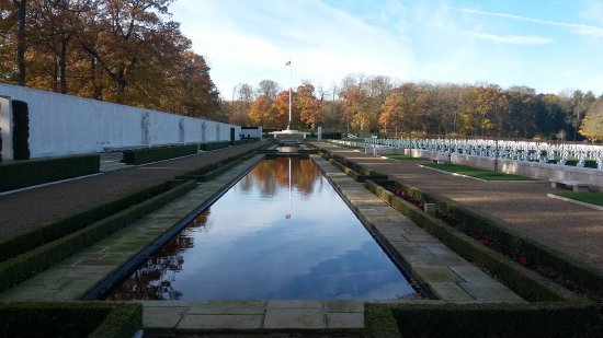 Cambridge American Cemetery and Memorial: 20171119_105706_large.jpg