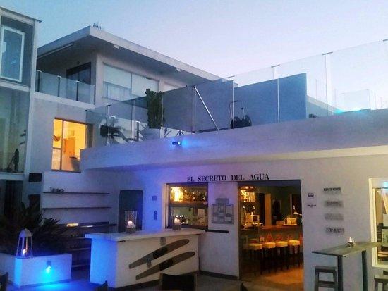 Mar de Cristal, Hiszpania: nuestro lugar de copas junto al mar