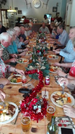 Howick, Sudáfrica: Christmas functions large parties welcome