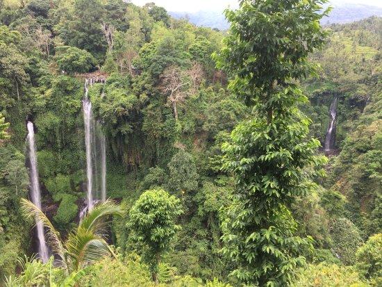 Candidasa, อินโดนีเซีย: Sekumpul Wasserfälle
