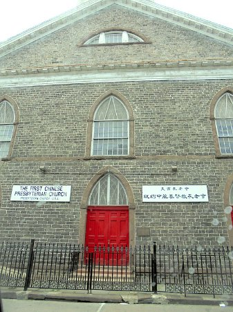 First Chinese Presbyterian Church of New York City