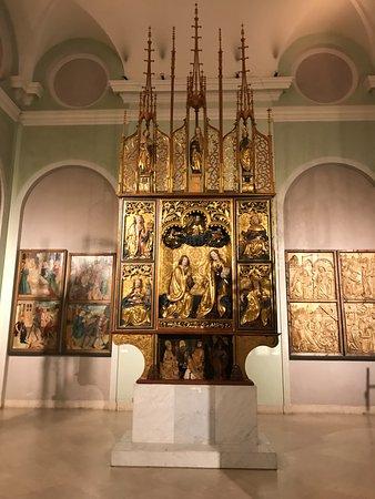 Galería Nacional de Hungría: Altar