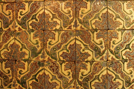 National Tile Museum: mozaika