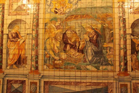 National Tile Museum: obraz