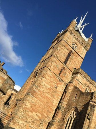 Linlithgow, UK: The steeple