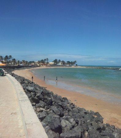 Jaua, BA: prachtig strand met natuurlijke zwembaden