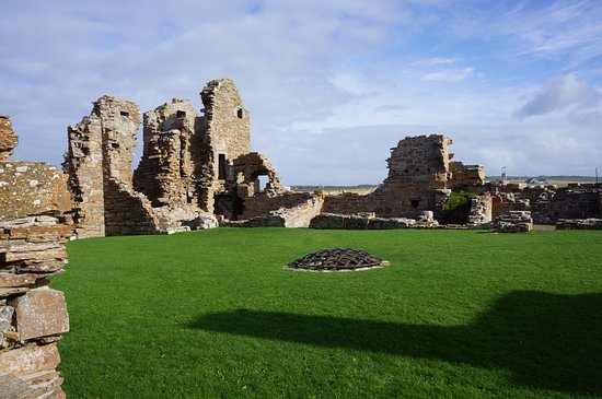 Brough Of Birsay: The Earls Palace