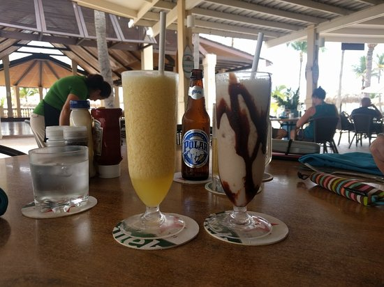 Pega Pega Grill and Beach Bar: IMG_20171115_133404_large.jpg