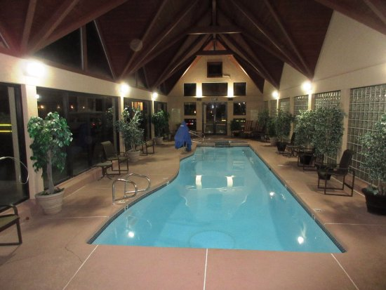 Best Western Town & Country Inn: not crowded