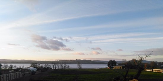 Balmaha, UK: View from the cottage