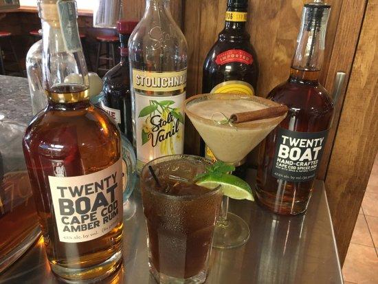 Middleboro, MA: Seasonal Cocktails