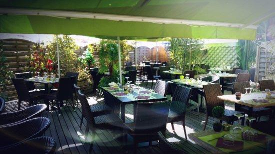Le Cres, Frankrig: La terrasse