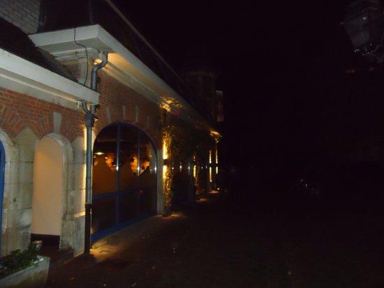 't Fonduehuisje: voorzijde