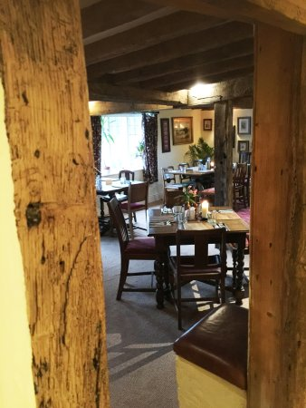 Bolney, UK: One of the dining areas