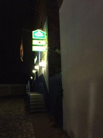 Gernsheim, Tyskland: Eingang