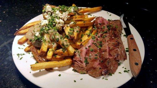 Pleasant Hill, Oregón: Steak Frites