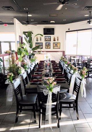 Avondale, AZ: engagement reception
