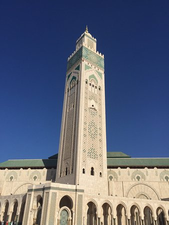 Hassan II Mosque: photo1.jpg