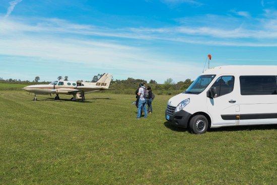 Punta del Este, Uruguay: Nuestros tours incluyen los traslados terrestres en cada destino. Lo resolvemos por vos.