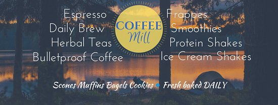 Longview, TX: Espresso, Frappes, Smoothies, Herbal Teas, Bulletproof Coffee, Protein Shakes, Ice Cream Shakes