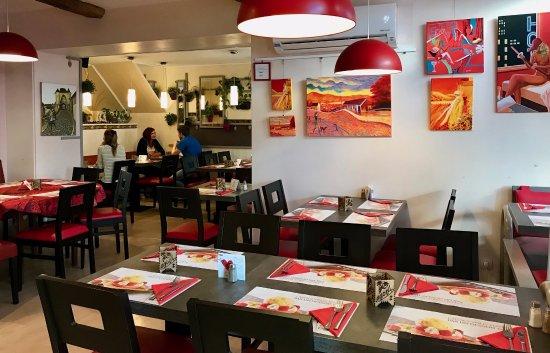 Laon, Frankrijk: 2 salles vous accueillent